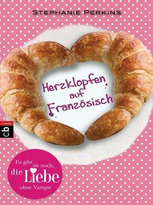 cover image of Herzklopfen auf Französisch