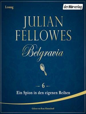 cover image of Ein Spion in den eigenen Reihen