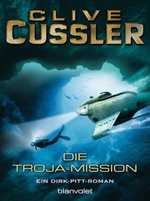cover image of Die Troja-Mission