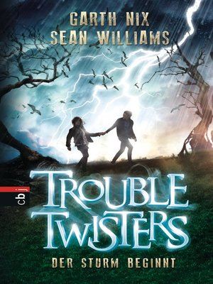 cover image of Troubletwisters--Der Sturm beginnt