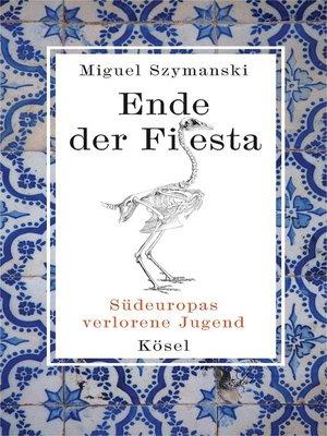 cover image of Ende der Fiesta