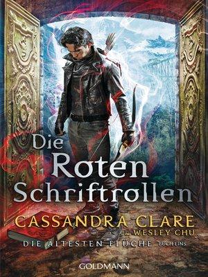 cover image of Die Roten Schriftrollen