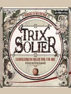 cover image of Trix Solier, Odyssee im Orient