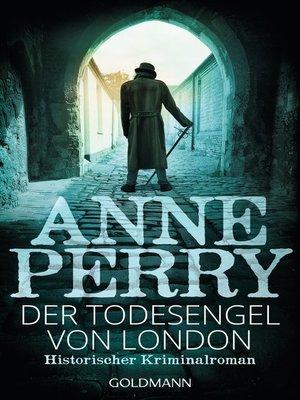 cover image of Der Todesengel von London