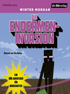 cover image of Die Endermen-Invasion