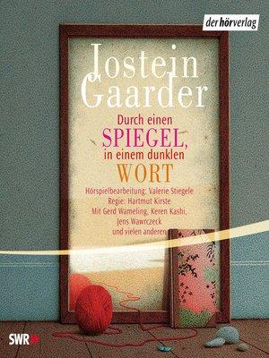 cover image of Durch einen Spiegel, in einem dunklen Wort