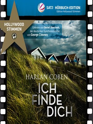 cover image of Ich finde dich