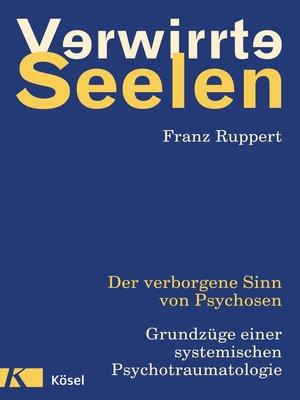 cover image of Verwirrte Seelen