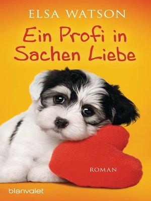 cover image of Ein Profi in Sachen Liebe