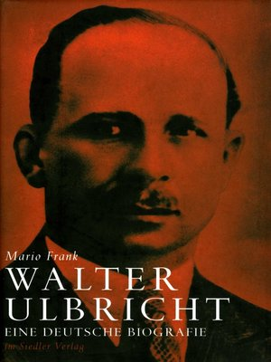 cover image of Walter Ulbricht