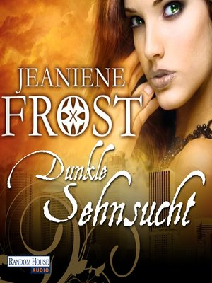 cover image of Dunkle Sehnsucht