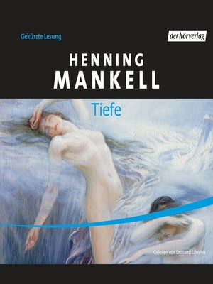 cover image of Tiefe
