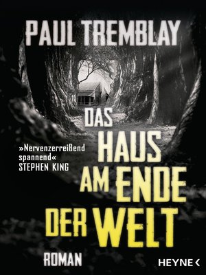 cover image of Das Haus am Ende der Welt