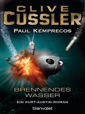 cover image of Brennendes Wasser