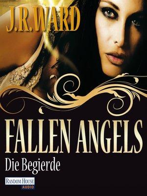 cover image of Die Begierde