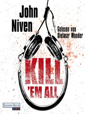 cover image of Kill 'em all