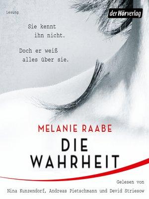 cover image of Die Wahrheit