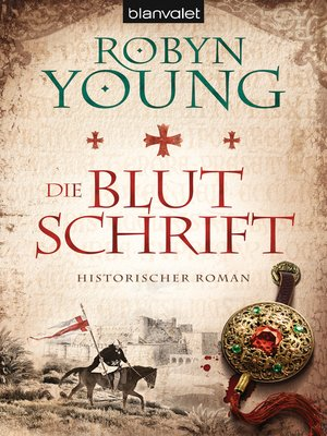 cover image of Die Blutschrift
