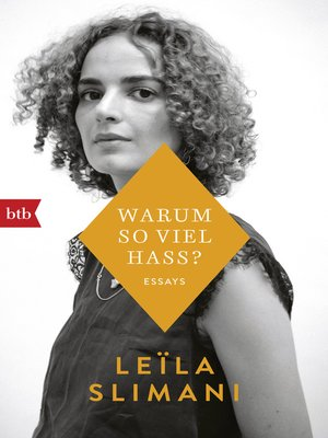 cover image of Warum so viel Hass?