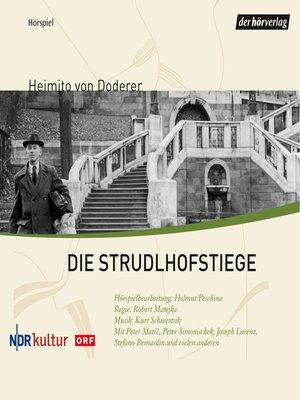 cover image of Die Strudlhofstiege