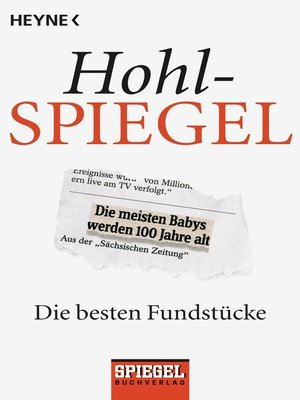 cover image of Hohlspiegel