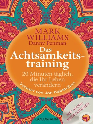 cover image of Das Achtsamkeitstraining