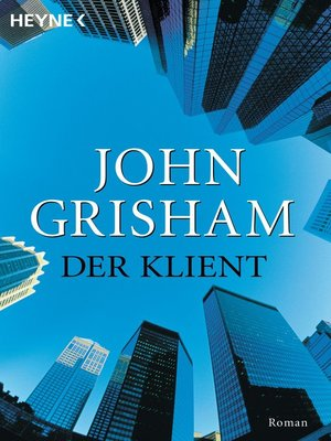 cover image of Der Klient
