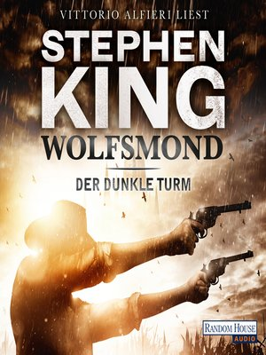 cover image of Der dunkle Turm – Wolfsmond (5)
