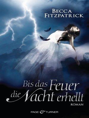 cover image of Bis das Feuer die Nacht erhellt