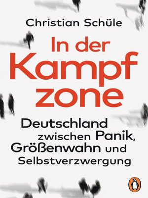 cover image of In der Kampfzone
