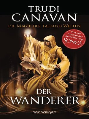 cover image of Die Magie der tausend Welten--Der Wanderer