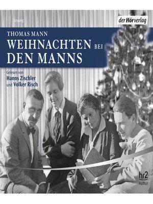 cover image of Weihnachten bei den Manns