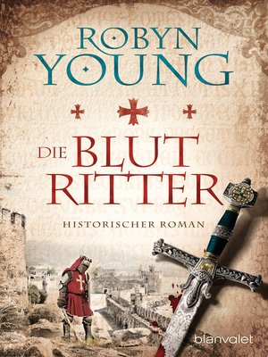 cover image of Die Blutritter