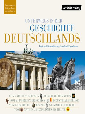 cover image of Unterwegs in der Geschichte Deutschlands