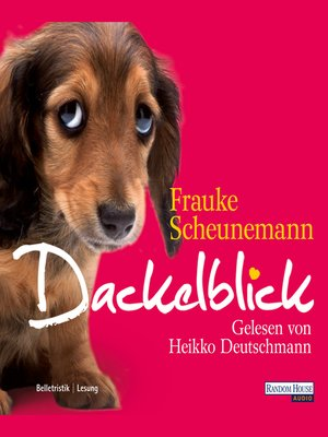 cover image of Dackelblick