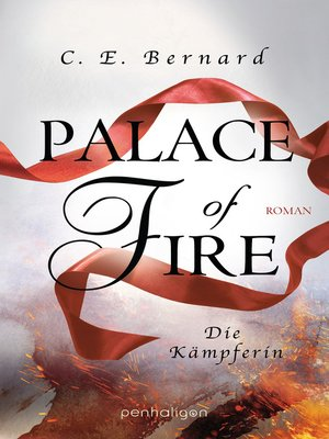 cover image of Palace of Fire--Die Kämpferin