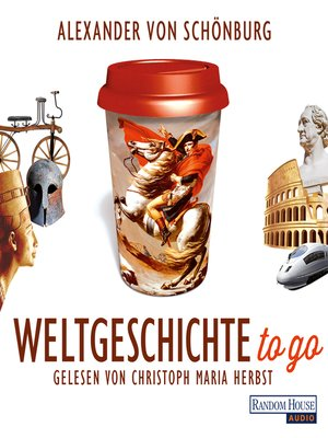 cover image of Weltgeschichte to go