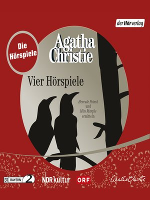 cover image of Vier Hörspiele