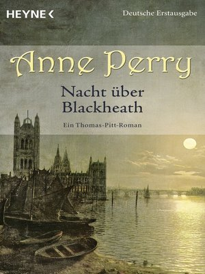 cover image of Nacht über Blackheath