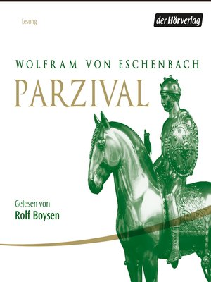 cover image of Parzival