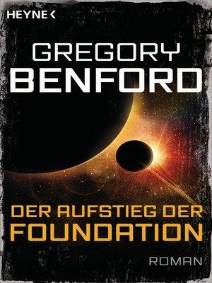 cover image of Der Aufstieg der Foundation