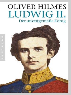 cover image of Ludwig II.
