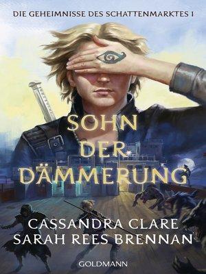 cover image of Sohn der Dämmerung
