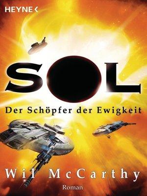 cover image of Der Schöpfer der Ewigkeit