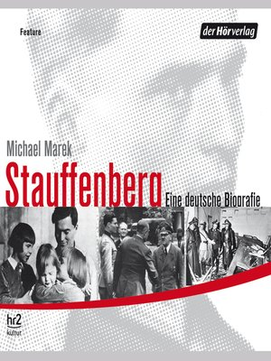 cover image of Stauffenberg