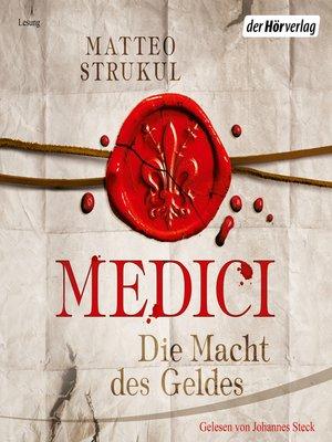 cover image of Medici. Die Macht des Geldes