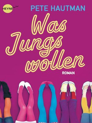 cover image of Was Jungs wollen
