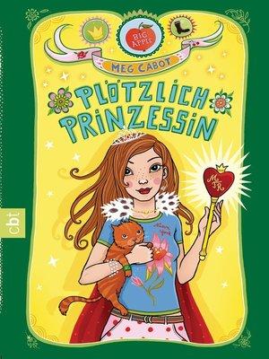 cover image of Plötzlich Prinzessin