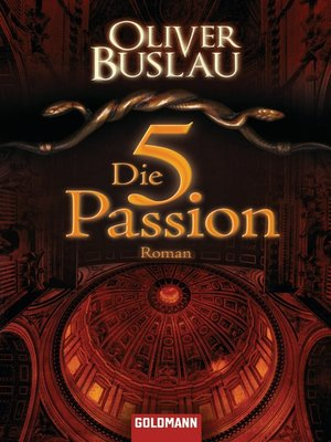 cover image of Die fünfte Passion