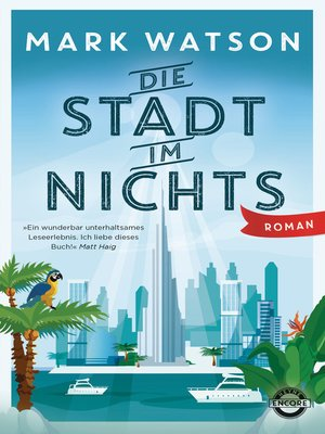 cover image of Die Stadt im Nichts